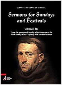 Copertina di 'Sermons for Sundays and Festivals'