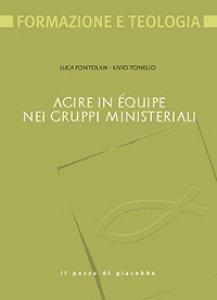 Copertina di 'Agire in equipe nei gruppi ministeriali'
