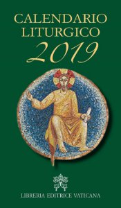 Copertina di 'Calendario liturgico 2019'