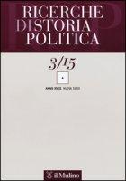 Ricerche di storia politica (2015)
