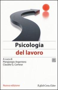 Copertina di 'Psicologia del lavoro'