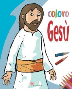 Copertina di 'Coloro Gesù'
