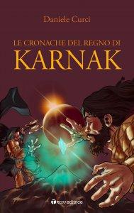 Copertina di 'Le cronache del Regno di Karnak'