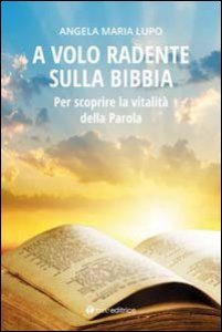 Copertina di 'A volo radente sulla Bibbia. Per scoprire la vitalità della Parola'