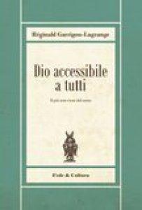 Copertina di 'Dio accessibile a tutti'
