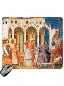 "Copertina di 'Mousepad ""Gesù scaccia i mercanti dal tempio""'"