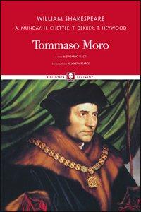 Copertina di 'Tommaso Moro.'