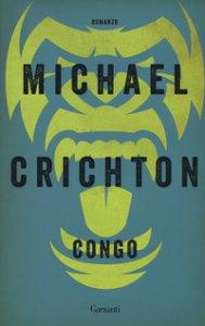 Copertina di 'Congo'