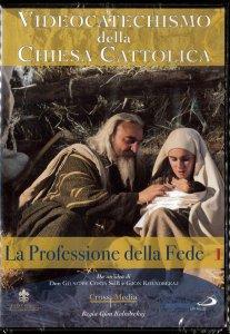 Copertina di 'Videocatechismo della Chiesa Cattolica, Vol. 1'