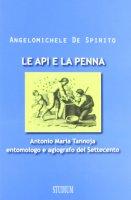 Le api e la penna - De Spirito Angelomichele