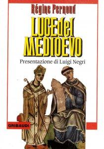 Copertina di 'Luce del Medioevo'