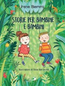 Copertina di 'Storie di bambine e bambini'