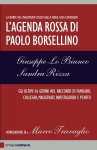 Copertina di 'L'agenda rossa di Paolo Borsellino'