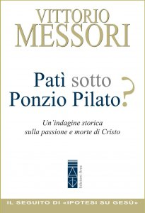 Copertina di 'Patì sotto Ponzio Pilato?'