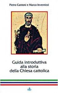 Copertina di 'Guida introduttiva alla storia della Chiesa cattolica'