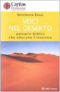 Copertina di 'Voci nel deserto'