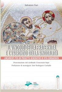 Copertina di 'Il vincolo della fraternità e l'esercizio della sinodalità'