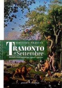 Copertina di 'Tramonto di settembre. Recitals e testi teatrali per ragazzi e giovani'