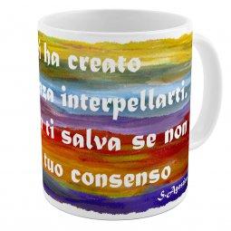 """Copertina di 'SpiriTazza """"Dio ti ha creato"""" (Sant'Agostino)'"""