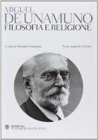 Filosofia e religione - Miguel de Unamuno