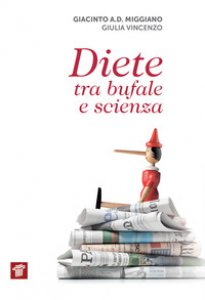 Copertina di 'Diete tra bufale e scienza'