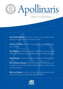 Copertina di 'Il munus del Trustee tra Diritto canonico, common Law e civil Law'