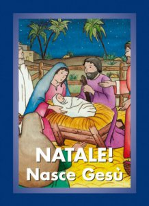 Copertina di 'Natale! Nasce Gesù'