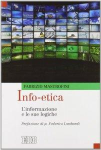 Copertina di 'Info-etica'