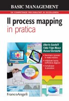 Il process mapping in pratica. Descrivere i processi in modo intuitivo. Individuare lacune, inefficienze, doppioni. Formalizzare le procedure - Alberto Gandolfi, Richard Bortoletto, Fabio Frigo-Mosca