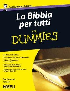 Copertina di 'La Bibbia per tutti For Dummies'