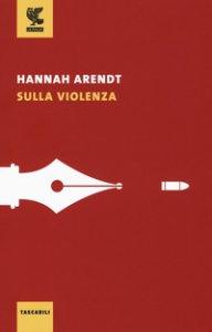 Copertina di 'Sulla violenza'