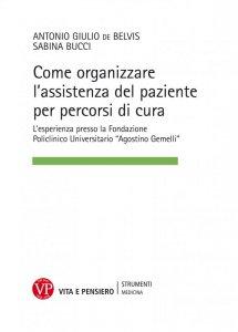 Copertina di 'Come organizzare l'assistenza per percorsi clinico assistenziali?'
