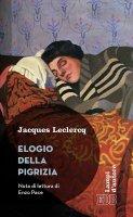 Elogio della pigrizia - Jacques Leclercq