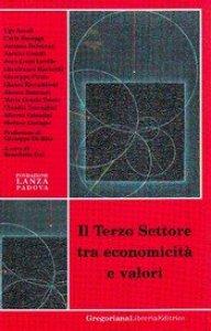Copertina di 'Il terzo settore. Tra economicità e valori'