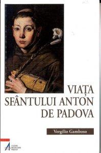 Copertina di 'Viata Sfantului Anton De Padova'