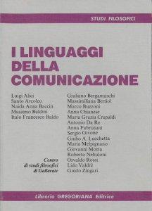 Copertina di 'I linguaggi della comunicazione'