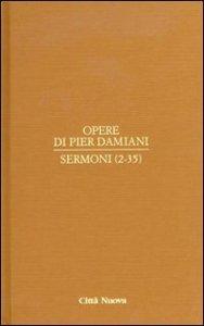 Copertina di 'Sermoni (Pier Damiani) vol. 1/32'