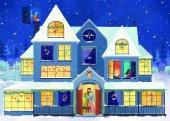 Aspettando il Natale. Calendario dell'Avvento 2020 - Giulia Dragone