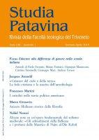 Studia Patavina 2015/1