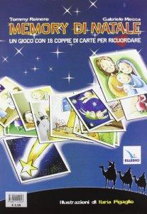 Copertina di 'Memory di Natale - gioco'