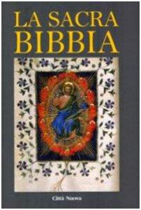 Copertina di 'Sacra Bibbia'