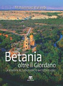 Copertina di 'Betania oltre il Giordano'