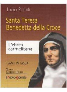 Copertina di 'Santa Teresa Benedetta della Croce'