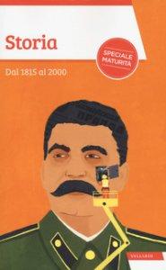Copertina di 'Storia. Dal 1815 al 2000'