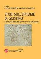 Studi sull'Epitome di Giustino. II: Da Alessandro Magno a Filippo V di Macedonia.
