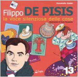 Copertina di 'Filippo De Pisis. La voce delle cose'