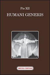 Copertina di 'Human generis'