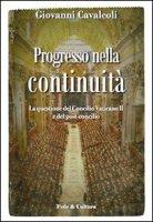 Progresso nella continuità - Cavalcoli Giovanni
