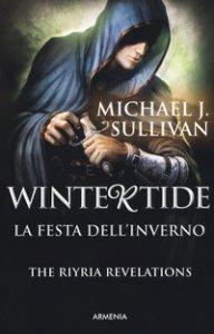 Copertina di 'Wintertide. La festa d'inverno. The Riyria revelations'