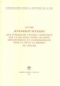 Copertina di 'Iuvenescit Ecclesia. Francese'